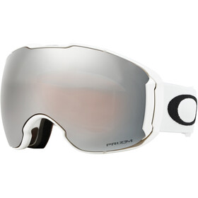 Oakley Airbrake XL Snow Goggles Herre polished white/prizm black iridium & prizm hi pink iridium